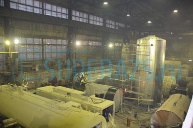 Производство резервуаров и Мини АЗС