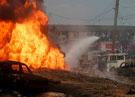 Неизвестные взорвали нигерийский нефтепровод