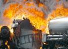 Взрыв бензовоза в Баку