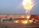 Взрыв нефтепровода в Мехико