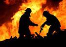 Взрыв на АЗС Lukoil в Чехии