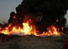 В Сирии подорван крупнейший нефтепровод