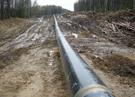 Ликвидация аварии на участке нефтепровода
