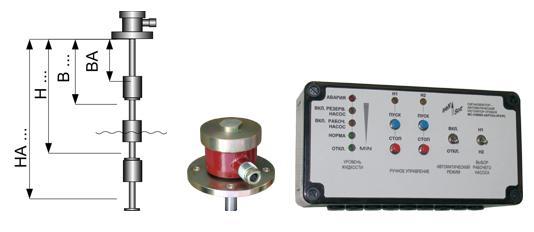 Сигнализатор МС-3-2Р